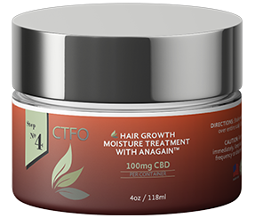 Hair Growth Moisture Treatment with AnaGain